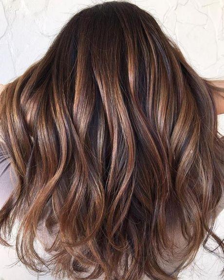 Haarkleur najaar 2020