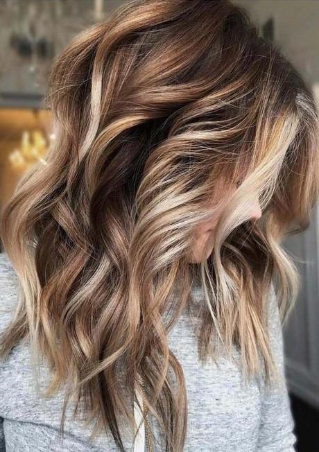 Haartrend winter 2020 kleur
