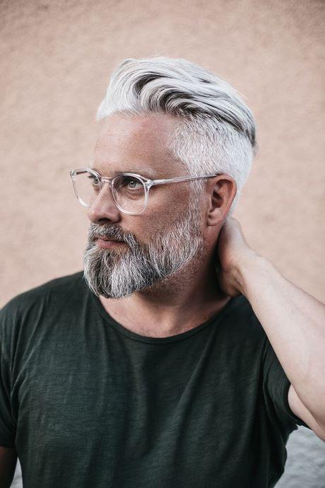 Mannen baard 2020